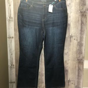 Maurices slim boot cut jeans